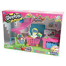 Buy Shopkins Small Mart Playset Online at johnlewis.com