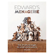 Buy Edward's Menagerie by Kerry Lord Crochet Book Online at johnlewis.com