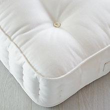 Buy Vispring Special Chatsworth Mattress, Double Online at johnlewis.com