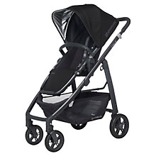 Buy Uppababy Cruz 2015 Pushchair, Jake Black Online at johnlewis.com