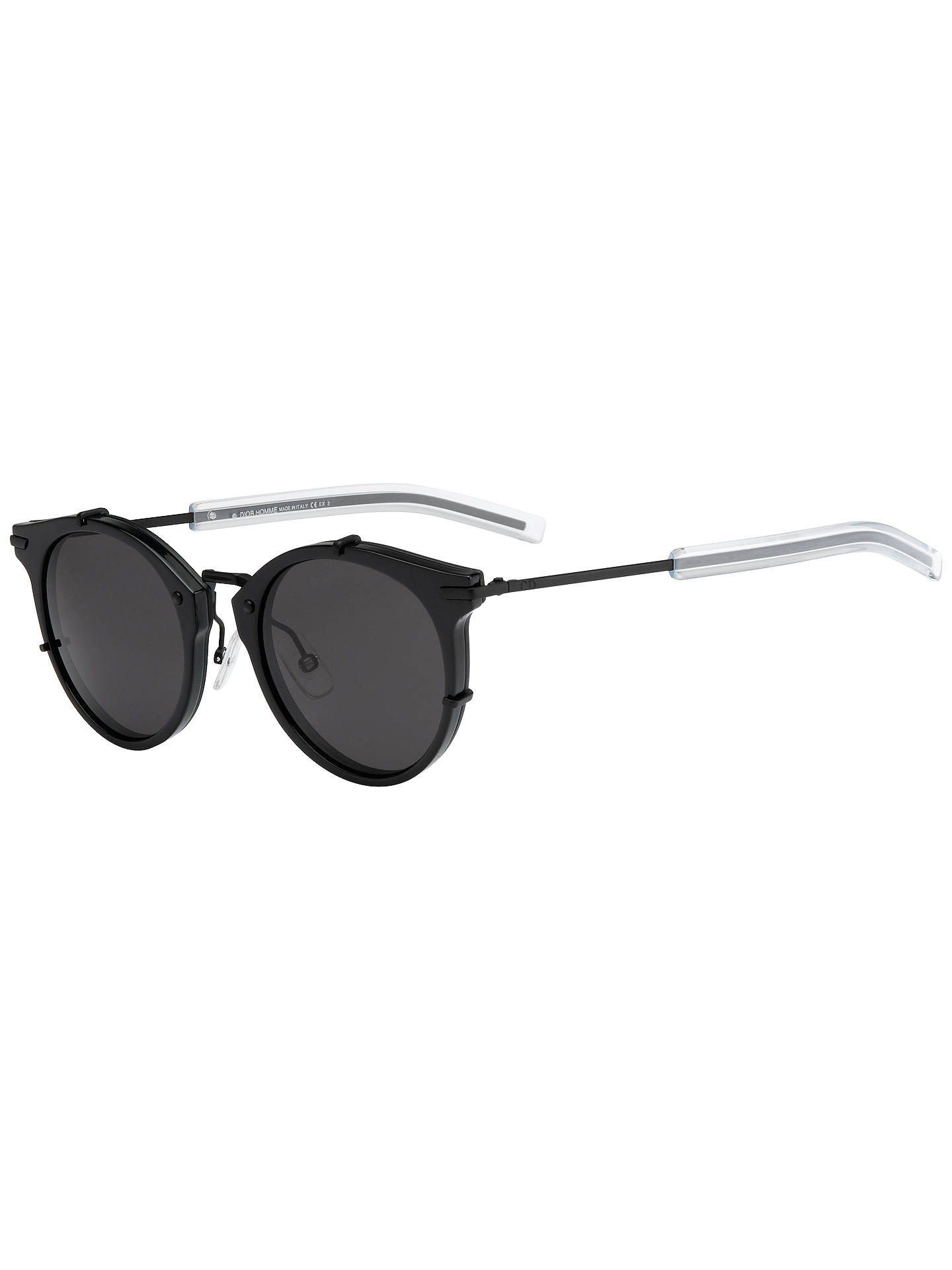 f2b2bf9413bb Dior DIOR0196S Round Sunglasses at John Lewis   Partners