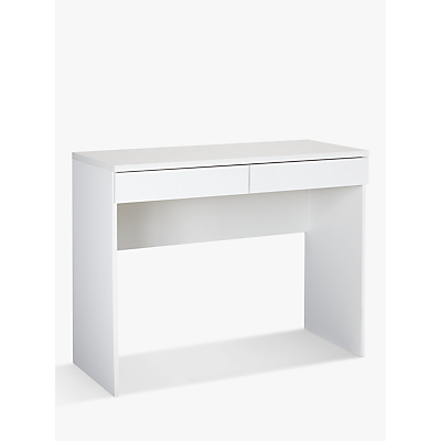 House by John Lewis Mix it Dressing Table/Desk