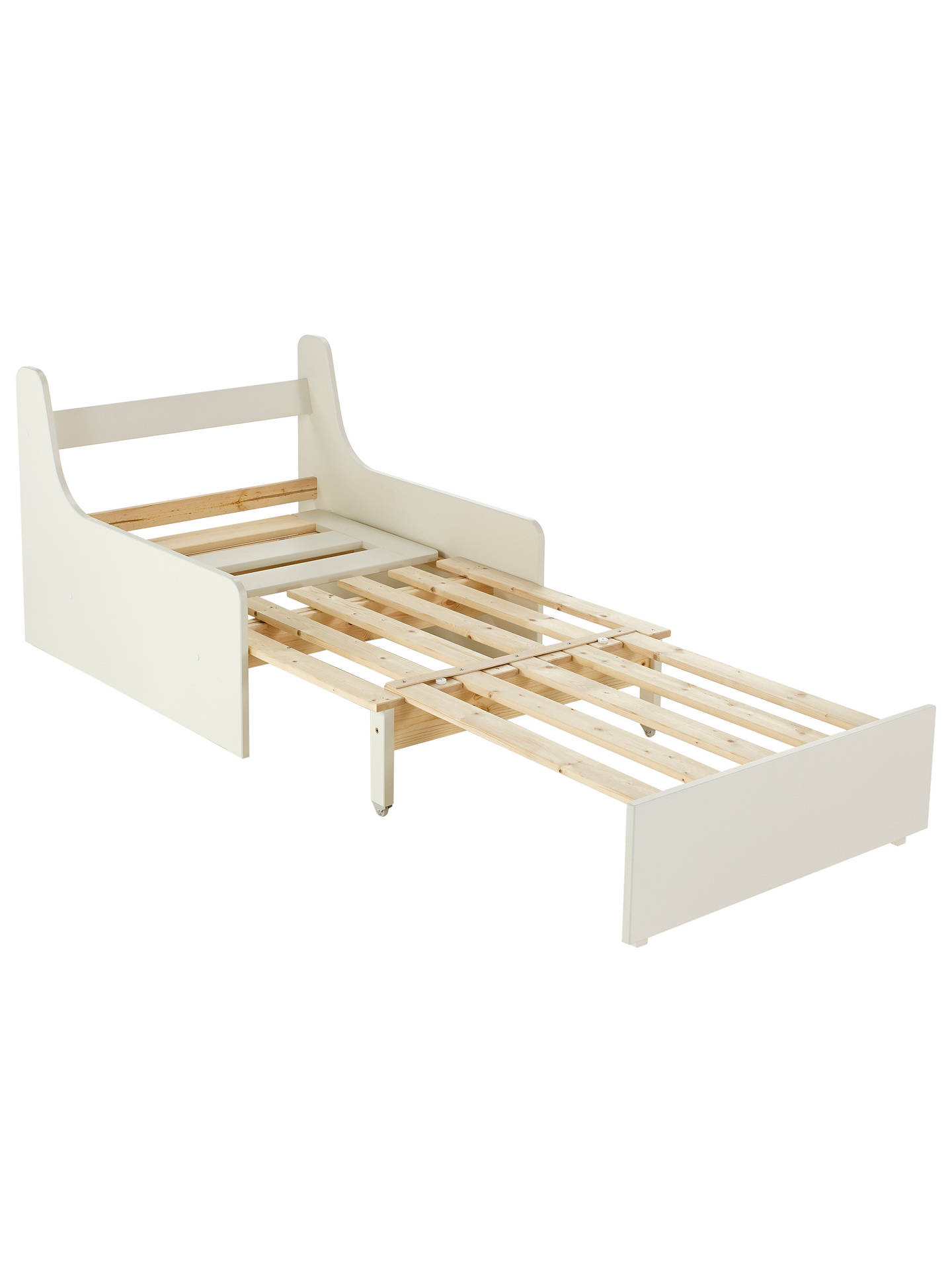 Stompa Uno S Plus Single Chair Bed At John Lewis Amp Partners
