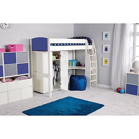 Buy Stompa Uno S Plus High Sleeper Bed with Corner Desk