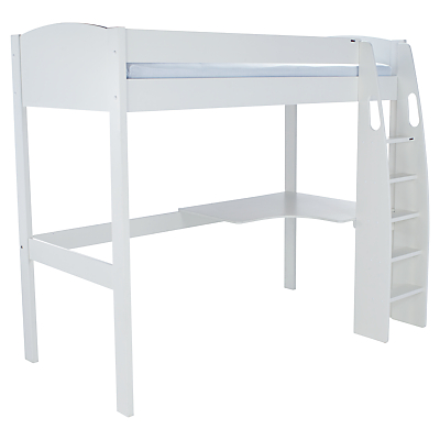 Stompa Uno S Plus High-Sleeper Bed with Corner Desk