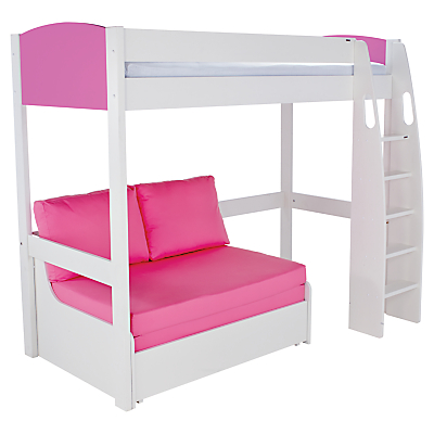 Stompa Uno S Plus High-Sleeper with Sofa Bed