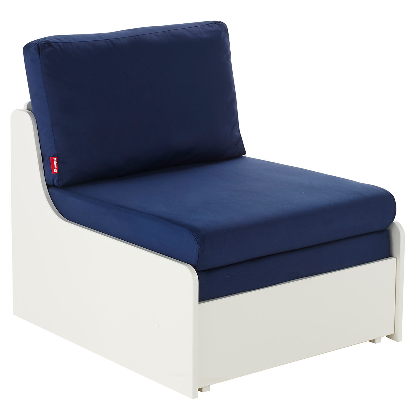 Buy Stompa Uno S Plus Single Chair Bed Online at johnlewis.com ...