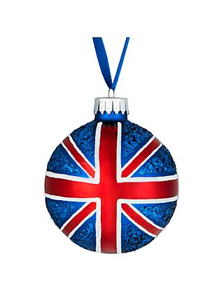 John Lewis & Partners Tourism Union Jack Bauble