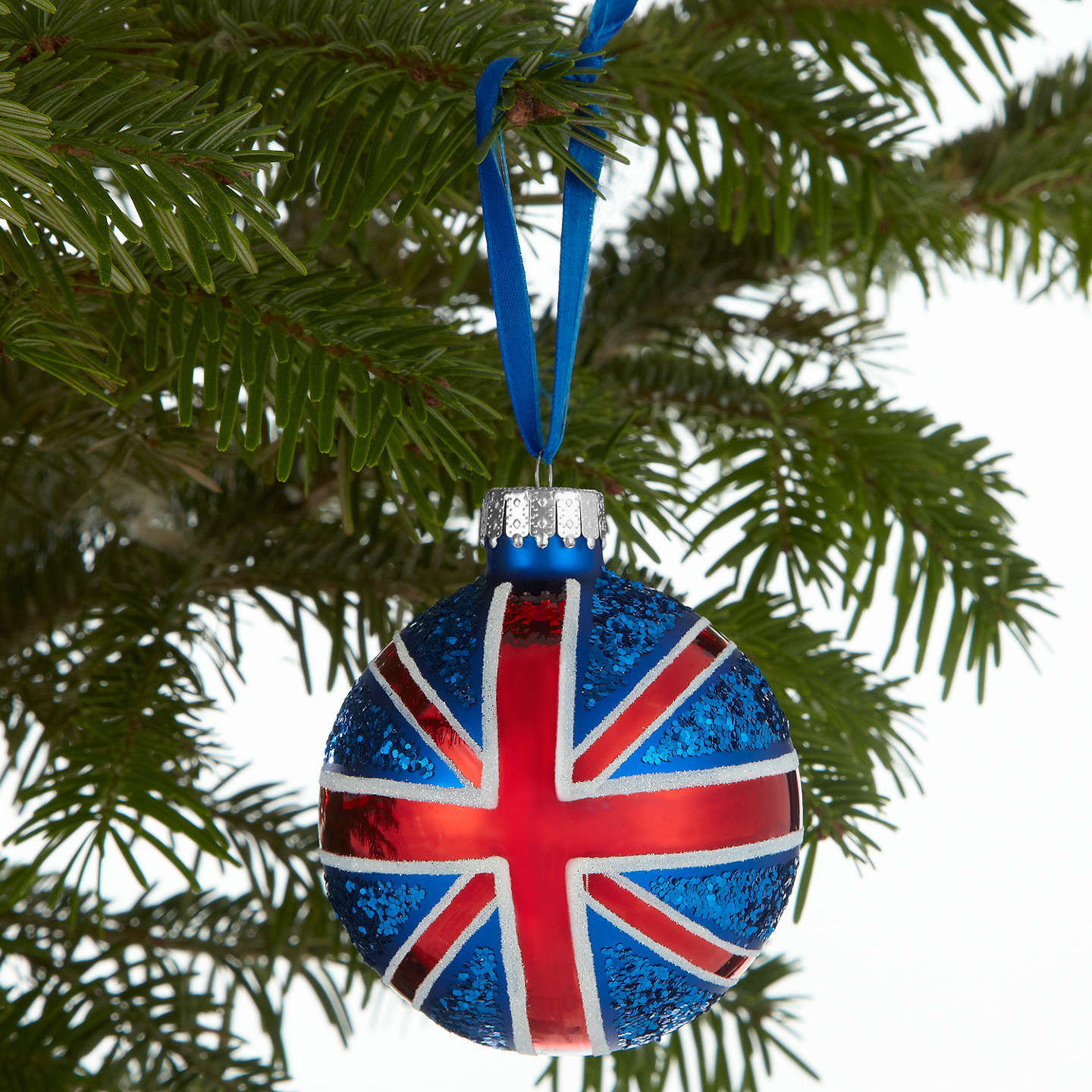 ... BuyJohn Lewis Tourism Union Jack Bauble Online At Johnlewis.com ...