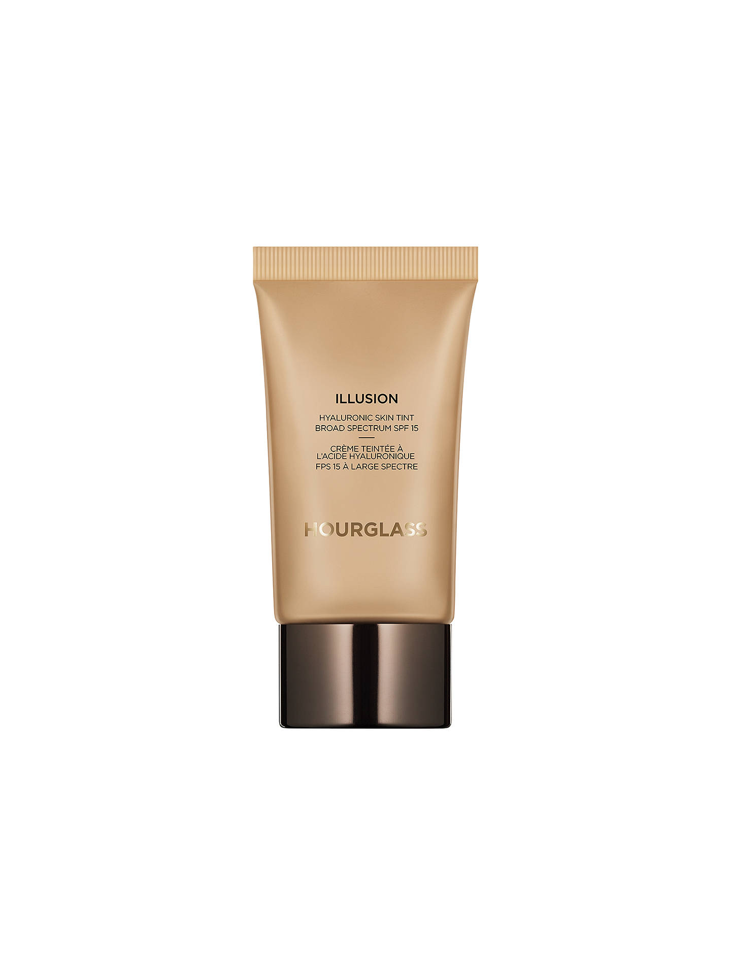 Buy Hourglass Illusion Hyaluronic Skin Tint, Golden Online at johnlewis.com