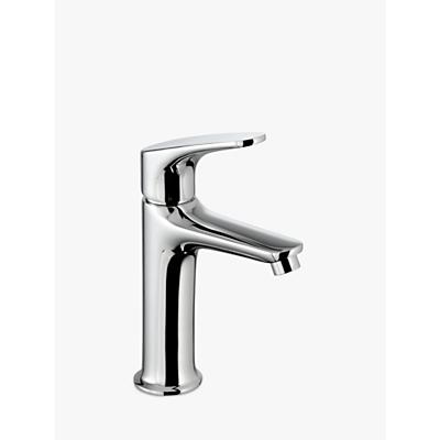 Image of John Lewis Eden Basin Monobloc Mixer Bathroom Tap, Chrome