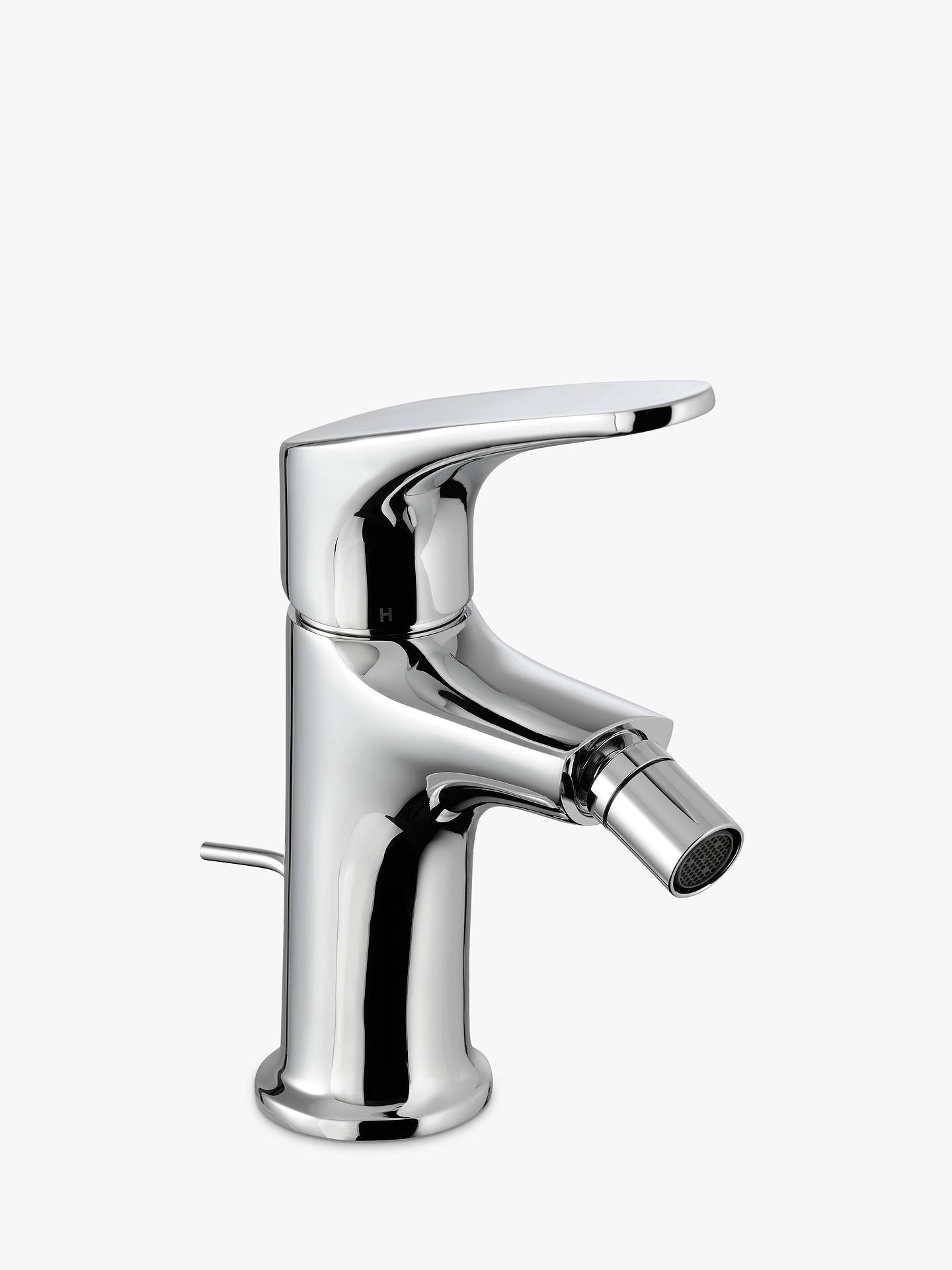 BuyJohn Lewis & Partners Eden Bidet Monobloc Mixer Tap With Pop Up Waste, Chrome Online at johnlewis.com