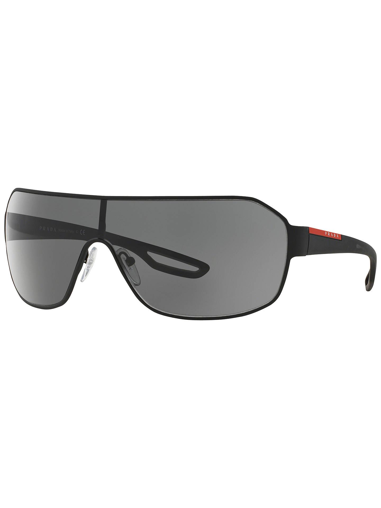 eeda6577d489 Buy Prada Linea Rossa PS 52QS Wraparound Sunglasses