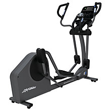 Buy Life Fitness E3 Elliptical Cross Trainer with Track Plus Console Online at johnlewis.com