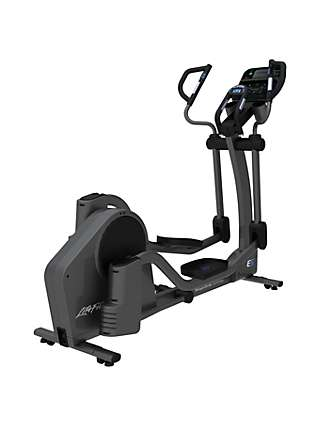 Life Fitness E5 Eliliptical Cross Trainer with Track Connect Console