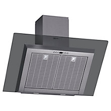 Buy Neff D39GL64N0B Chimney Cooker Hood, Stainless Steel Online at johnlewis.com