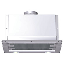 Buy Neff D4692X0GB Telescopic Cooker Hood, Grey Online at johnlewis.com