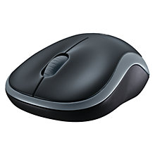 Buy Logitech M185 Wireless Mouse, Grey Online at johnlewis.com