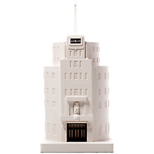Buy Chisel & Mouse Broadcasting House Sculpture Online at johnlewis.com