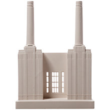 Buy Chisel & Mouse Battersea Power Station Sculpture Online at johnlewis.com