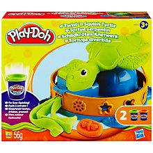 Buy Play-Doh Twist 'N' Squish Turtle Online at johnlewis.com