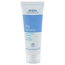 Buy AVEDA Dry Remedy™ Moisturising Masque, 25ml Online at johnlewis.com