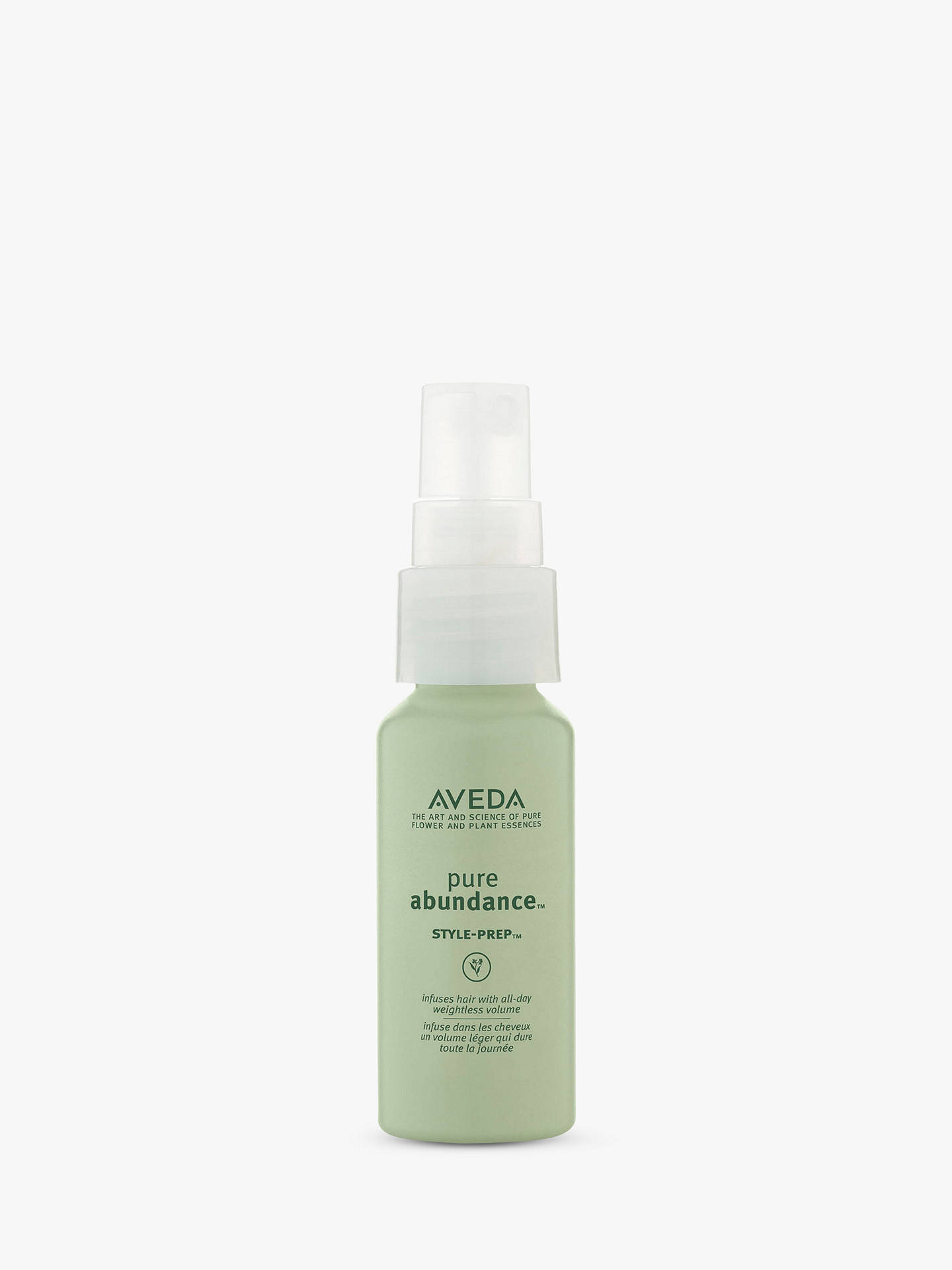 BuyAVEDA Pure Abundance™ Style-Prep™ Hair Treatment, 30ml Online at johnlewis.com