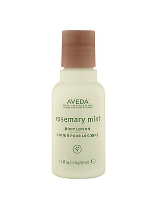 AVEDA Rosemary Mint Body Lotion, 50ml