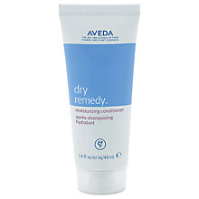 Buy AVEDA Dry Remedy™ Moisturising Conditioner, 40ml Online at johnlewis.com