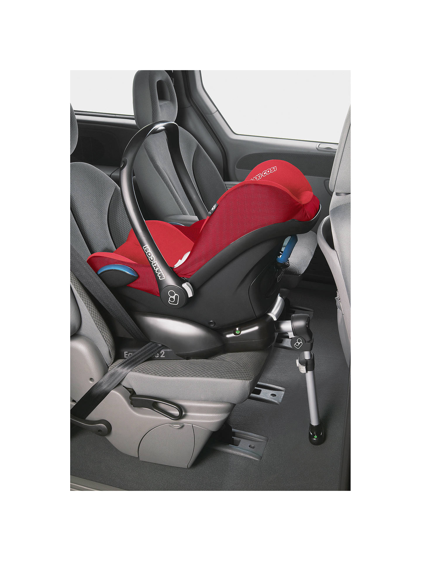 Maxi Cosi Cabriofix Group 0 Baby Car Seat Robin Red At