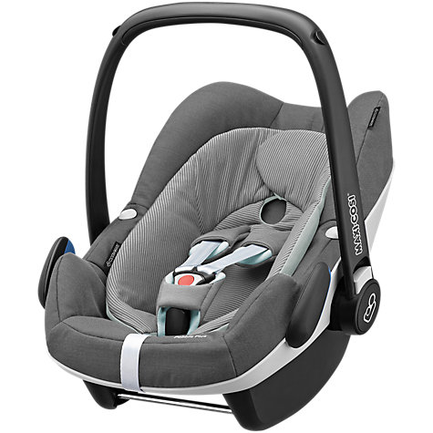 buy maxi cosi pebble plus i size group 0 baby car seat concrete grey john lewis. Black Bedroom Furniture Sets. Home Design Ideas