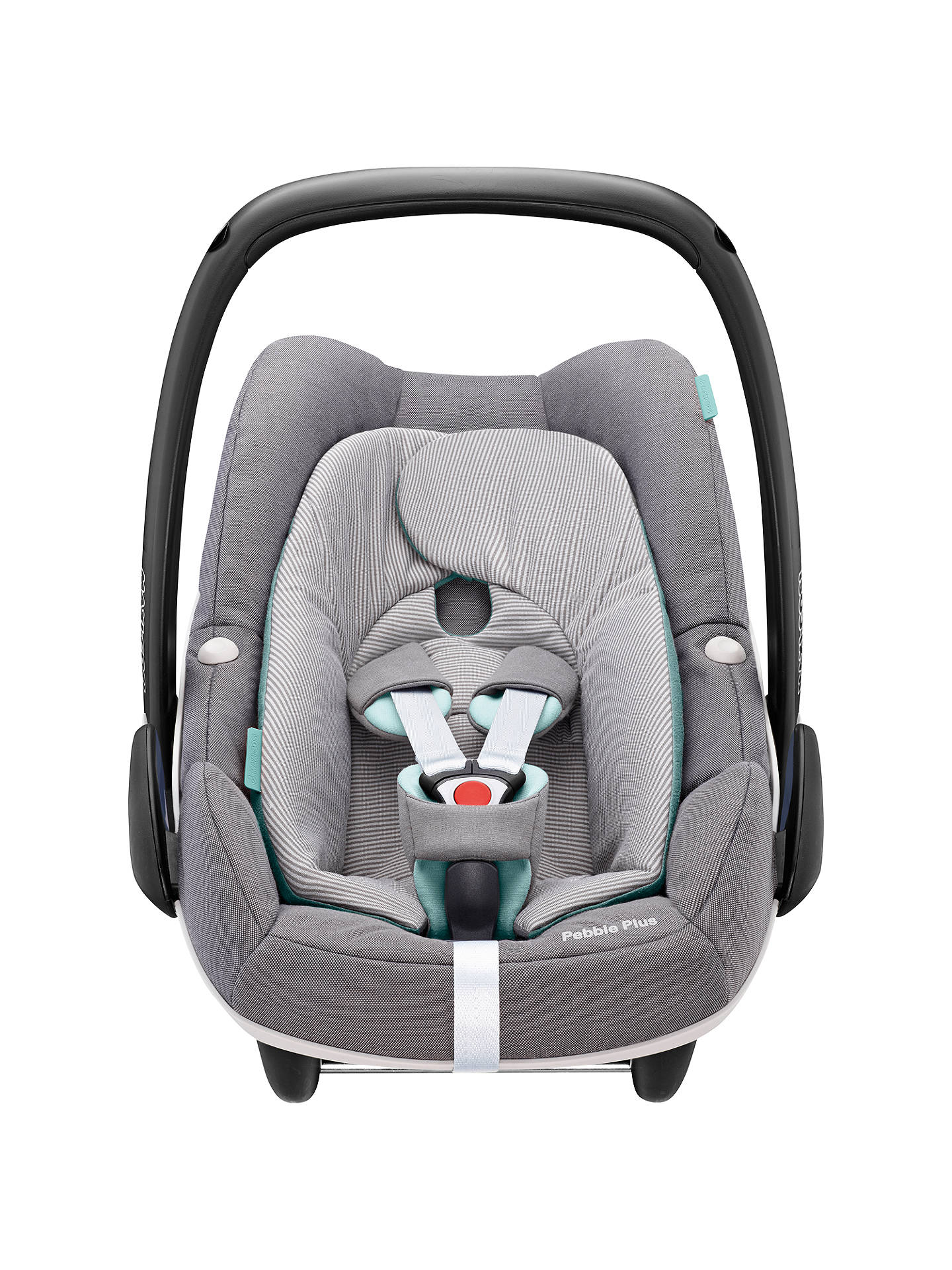 Buy Maxi-Cosi Pebble Plus i-Size Group 0+ Baby Car Seat, Concrete Grey Online at johnlewis.com