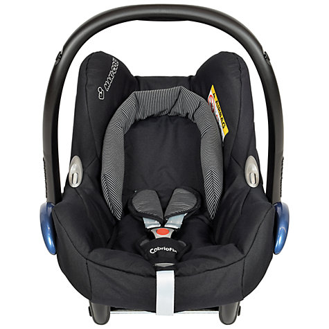 buy maxi cosi cabriofix group 0 baby car seat black. Black Bedroom Furniture Sets. Home Design Ideas