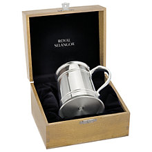 Buy Royal Selangor Straight Tankard Online at johnlewis.com