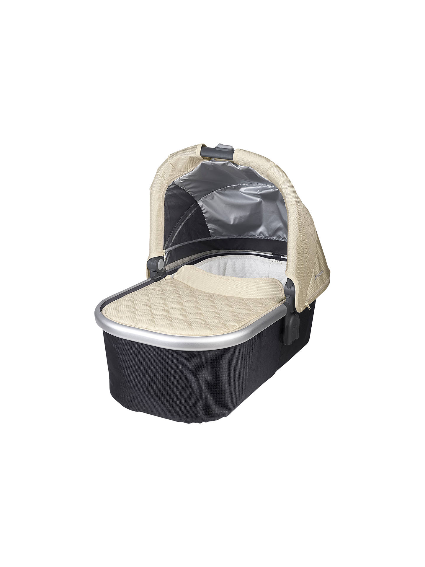 Uppababy Universal Carrycot Lindsey At John Lewis Amp Partners