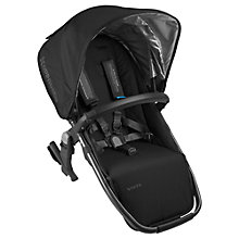 Buy Uppababy Rumble Vista Second Seat, Jake Black Online at johnlewis.com