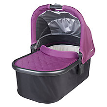 Buy Uppababy Universal Carrycot, Samantha Online at johnlewis.com