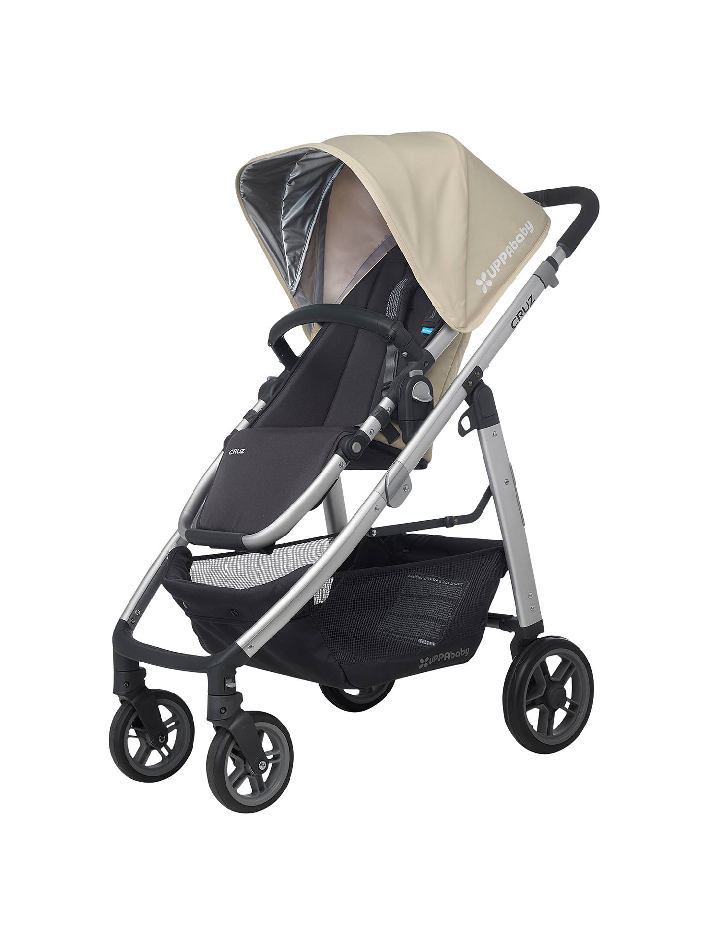 Buy Uppababy Cruz Pushchair, Lindsey Online at johnlewis.com