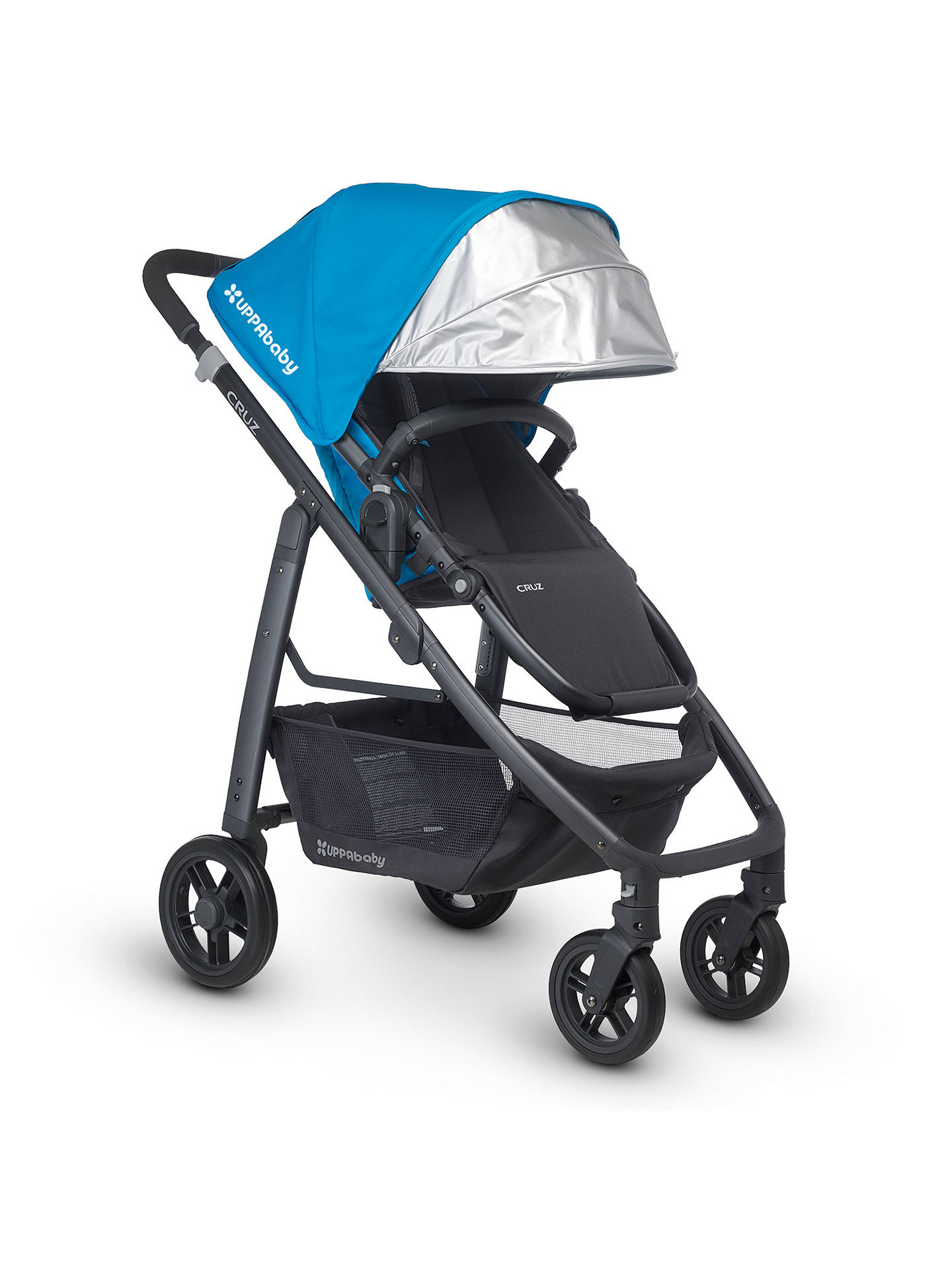 BuyUppababy Cruz Pushchair, Georgie Online at johnlewis.com