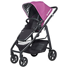 Buy Uppababy Cruz 2015 Pushchair, Samantha Online at johnlewis.com