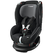 Buy Maxi-Cosi Tobi Group 1 Car Seat, Origami Black Online at johnlewis.com