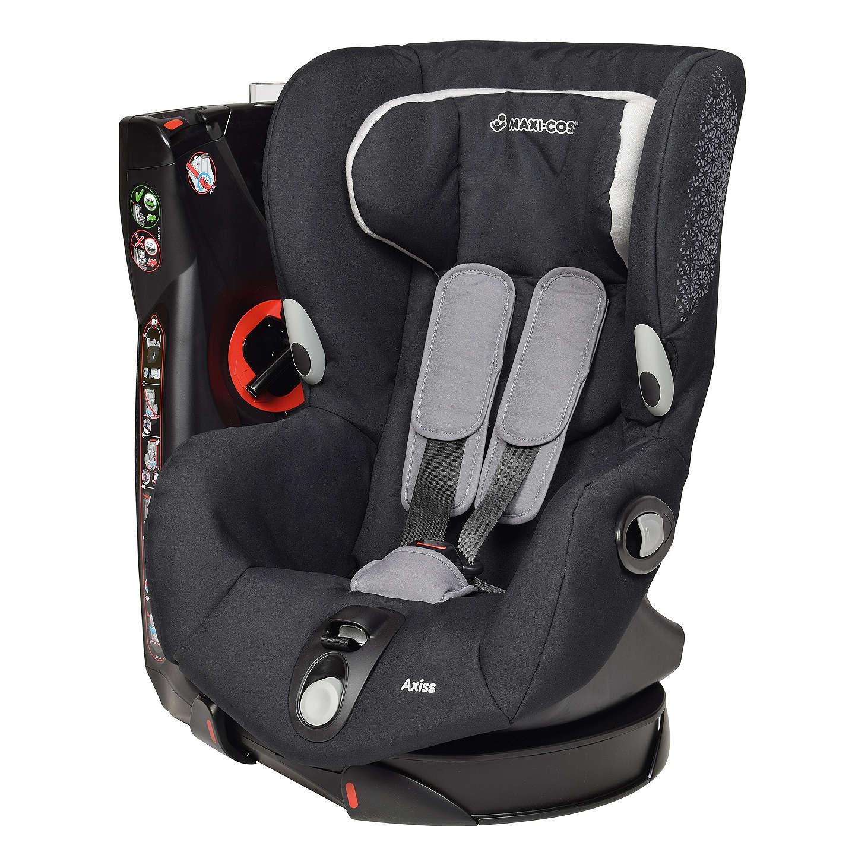 maxi cosi axiss group 1 car seat origami black at john lewis. Black Bedroom Furniture Sets. Home Design Ideas