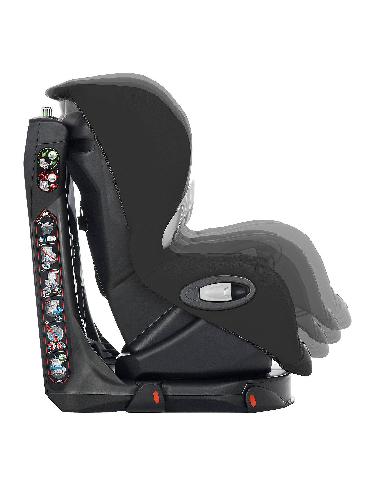 BuyMaxi-Cosi Axiss Group 1 Car Seat, Origami Black Online at johnlewis.com