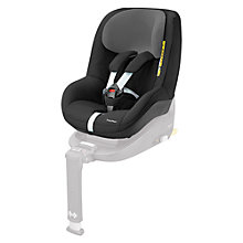 Buy Maxi-Cosi 2wayPearl i-Size Group 1 Car Seat, Origami Black Online at johnlewis.com