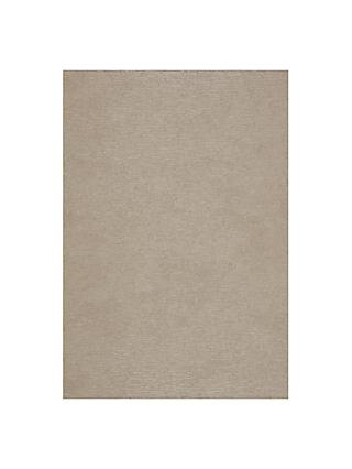 John Lewis & Partners Quarry Vinyl Wallpaper, Putty