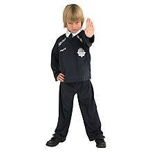 Buy Police Officer Dressing-Up Costume Online at johnlewis.com