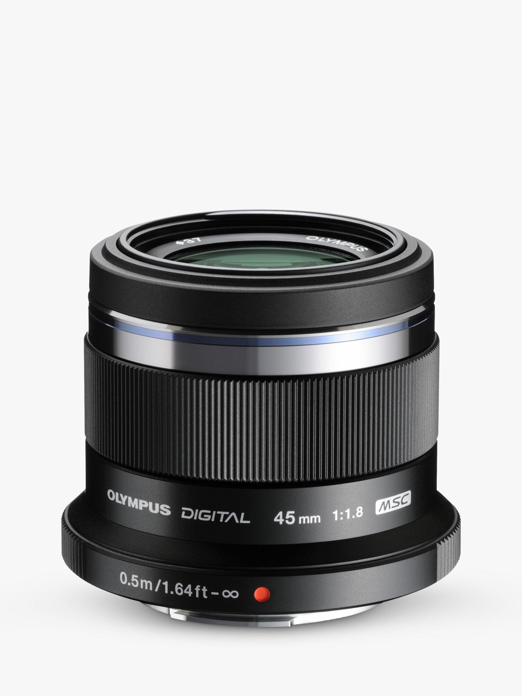 Olympus Olympus M.ZUIKO DIGITAL 45mm f/1.8G Standard Lens