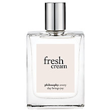 Buy Philosophy Fresh Cream Eau De Toilette, 60ml Online at johnlewis.com