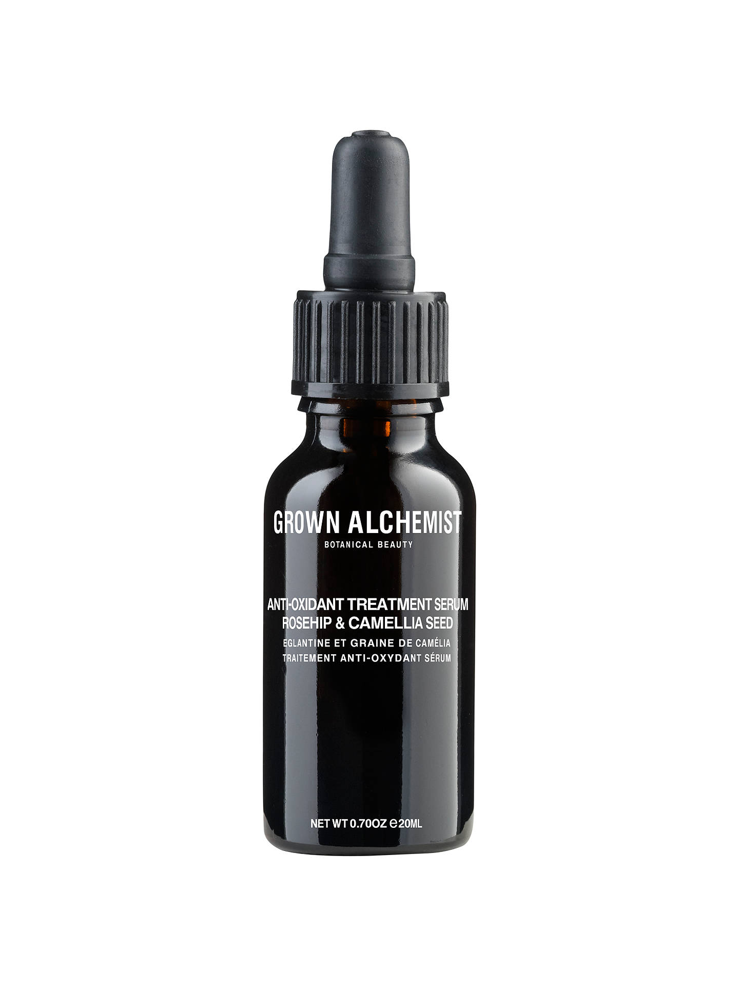 Buy Grown Alchemist Anti-Oxidant Treatment Serum: Rosehip & Camellia Seed, 20ml Online at johnlewis.com