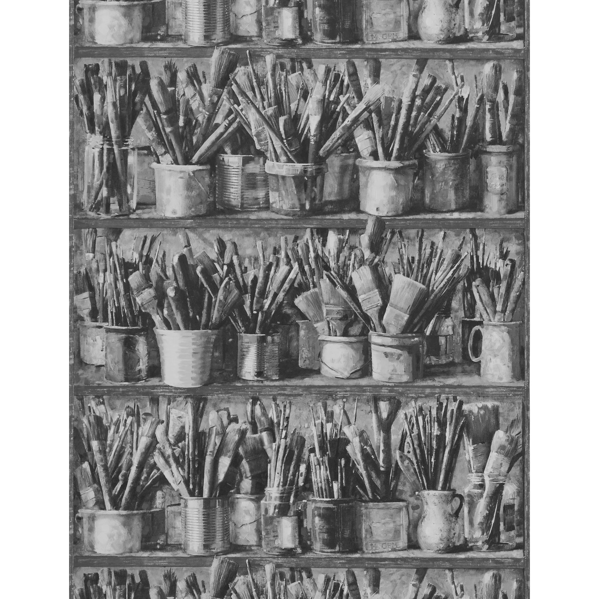 Andrew Martin Andrew Martin Paintbox Wallpaper, Pack of 2